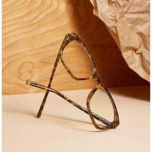 Diff Eyewear Tortoise Shell Finn Bluelight Glasses